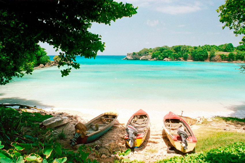 Costa Sur, uno de los lugares que ver en Jamaica