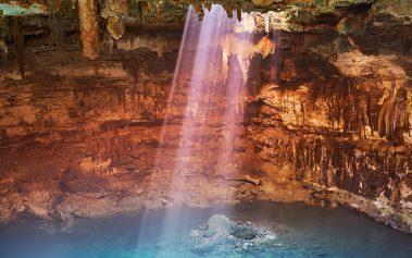 Cenotes Ocultos en Yucatan: Cenote Samulá