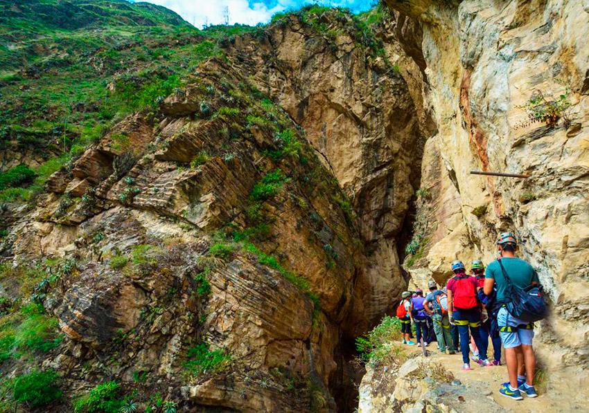 Lima, uno de los destinos donde experimentar deportes de riesgo