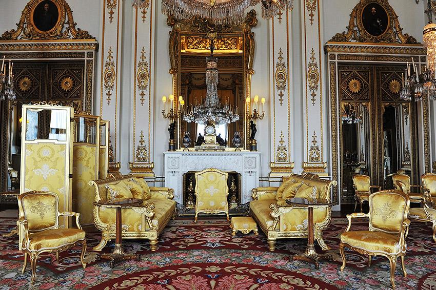 La Puerta Secreta, una de las cosas que visitar en el Palacio de Buckingham