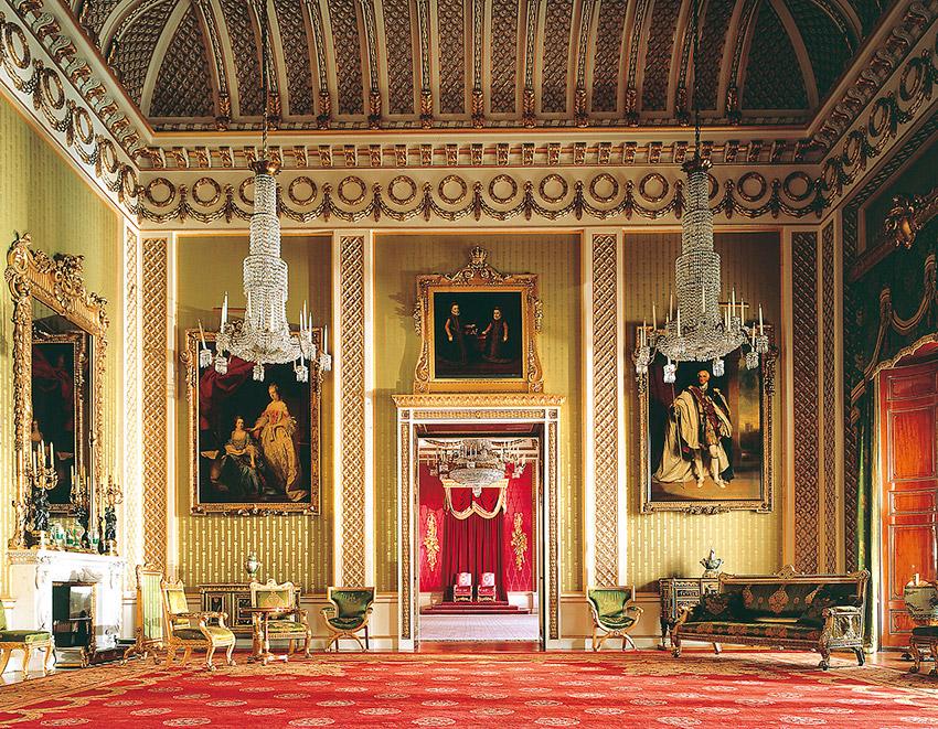 Galería de Arte, una de las cosas que visitar en el Palacio de Buckingham