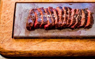 Donde comer barato en Londres: Flat Iron