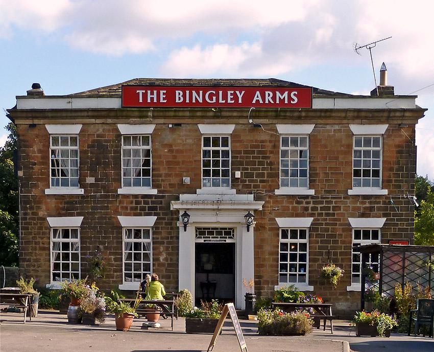The Bingley Arms, uno de los bares más antiguos de Europa