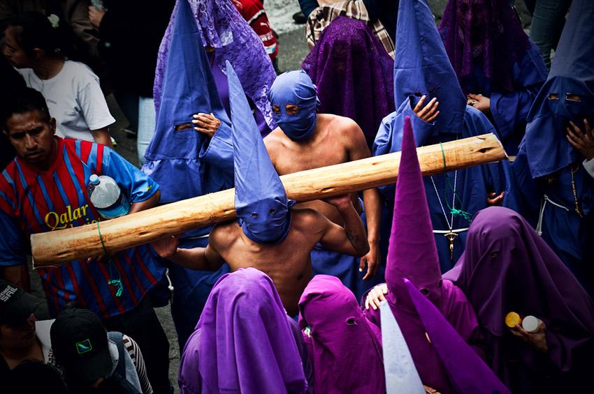 Ecuador, uno de los lugares del mundo donde vivir la Semana Santa