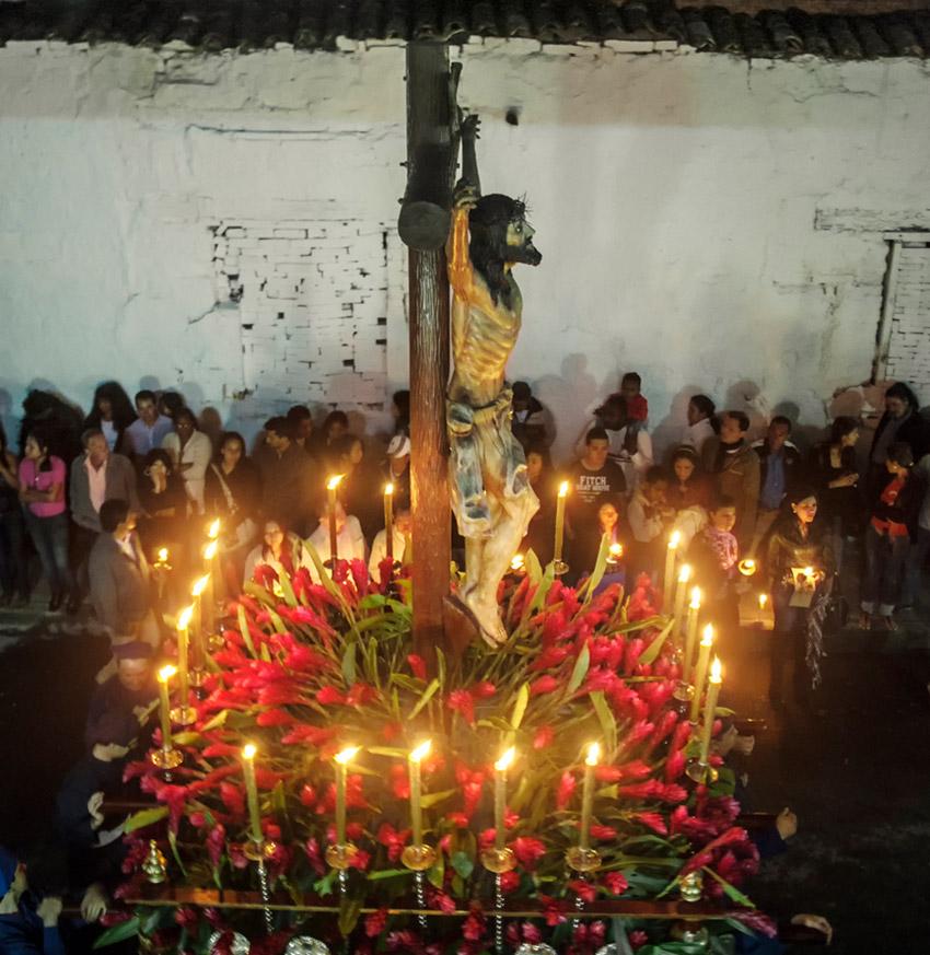 Colombia, uno de los lugares del mundo donde vivir la Semana Santa