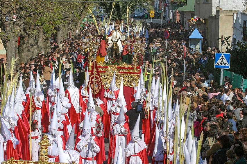 España, uno de los lugares del mundo donde vivir la Semana Santa