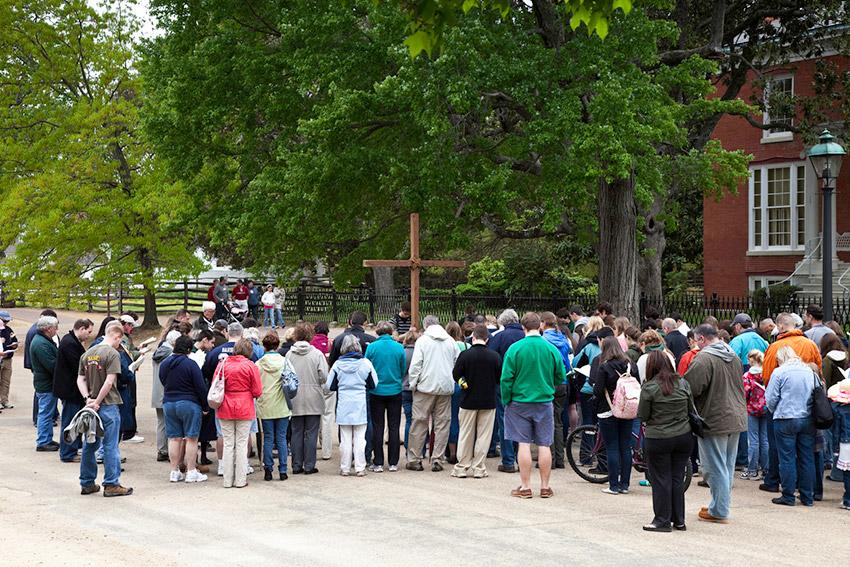 Estados Unidos, uno de los lugares del mundo donde vivir la Semana Santa