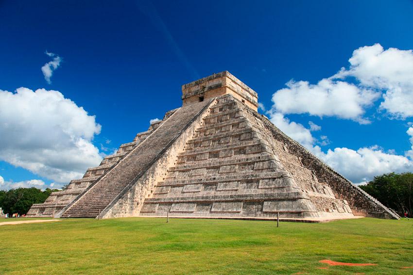 Chichen Itzá, uno de los lugares en México que conocer en primavera
