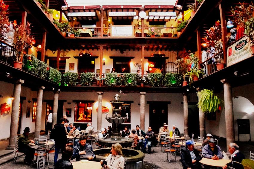 La Mariscal, uno de los lugares que tienes que visitar en Quito