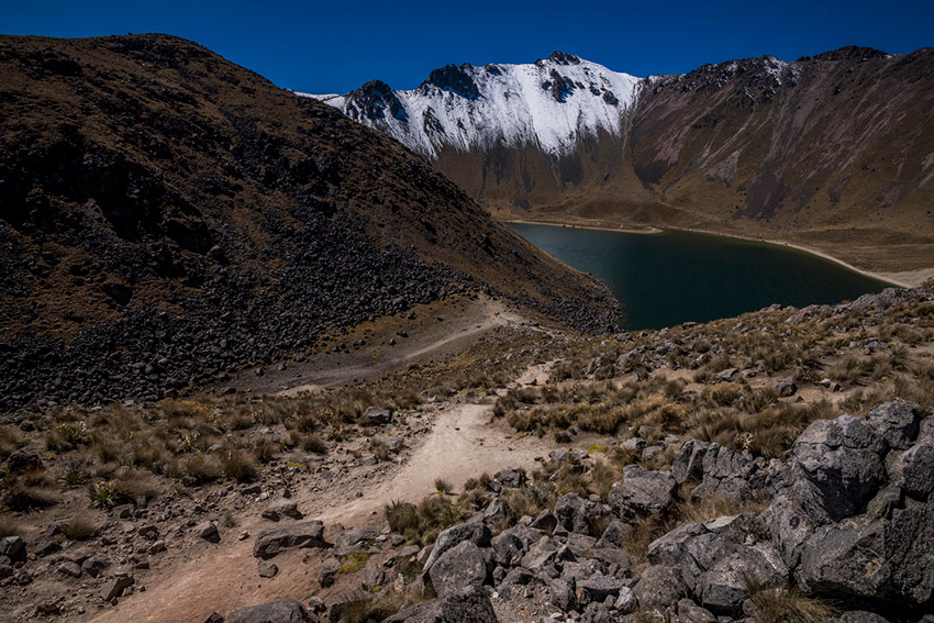 El Nevado de Toluca, uno de los lugares de la naturaleza Salvaje en México