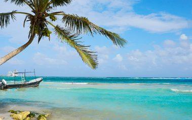 Playas tranquilas en Riviera Maya para descansar