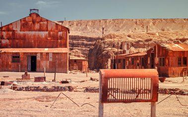 Pueblos fantasma en Chile que encantará conocer