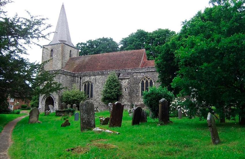 Pluckley, uno de los pueblos fantasma en Inglaterra