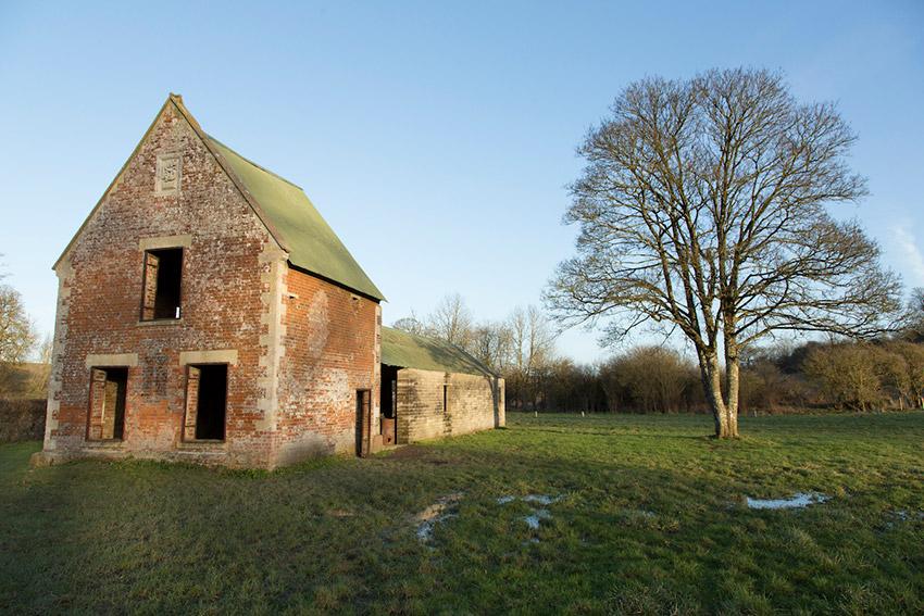 Imber, uno de los pueblos fantasma en Inglaterra