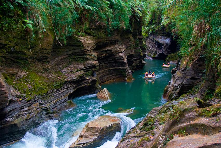 Río Navua, uno de los planes qué hacer en Fiji