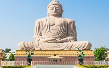 Rutas de peregrinaje: Bodh Gaya en la India