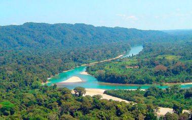 Selvas húmedas en México: Reserva de la Biosfera Montes Azules