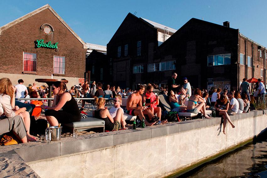 Ámsterdam Roest, uno de los sitios secretos en Ámsterdam