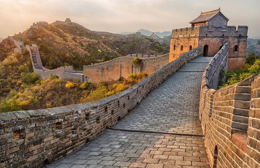 La Gran Muralla, uno de los lugares trampa para turistas