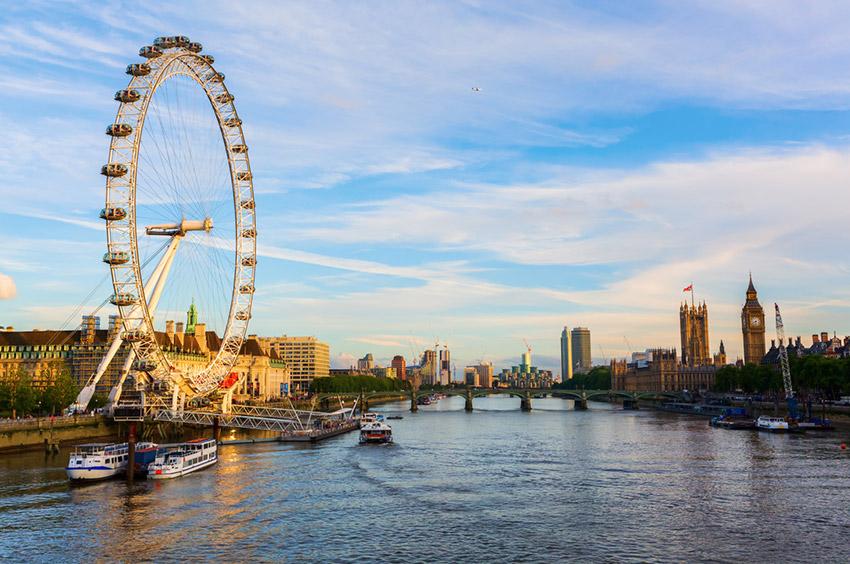 London Eye, uno de los lugares trampa para turistas