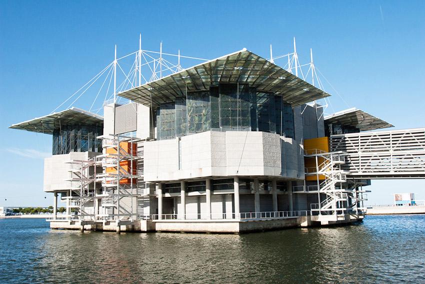 Oceanario de Lisboa, uno de los lugares para disfrutar de Eurovisión