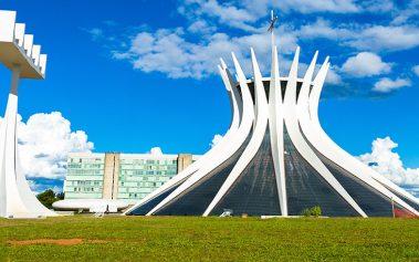 Catedrales del mundo: La catedral de Brasilia, una de las maravillas de la arquitectura