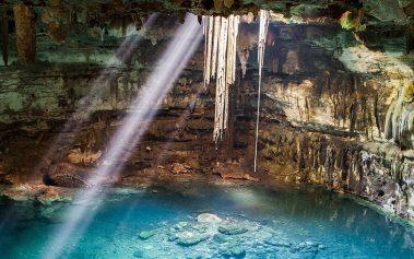 Cenotes Ocultos en Yucatán: el Cenote Sambulá