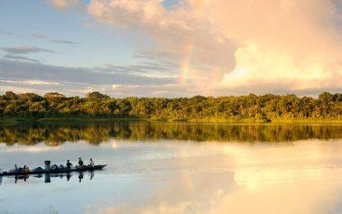 ¡Conoce los mejores paisajes del Amazonas en Ecuador!