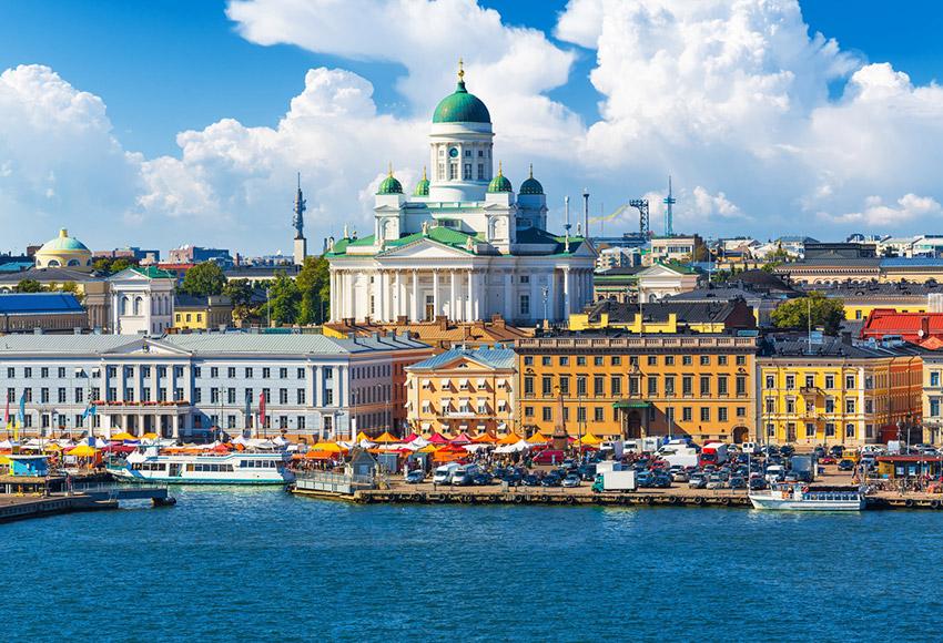 Finlandia, el país donde ser feliz este año