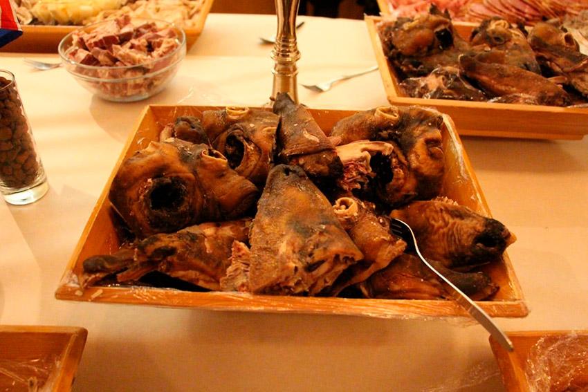 Festival Thorrablot, una de las costumbres gastronómicas extrañas del mundo