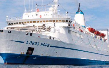 Logos Hope, la librería flotante más grande del mundo llega a México