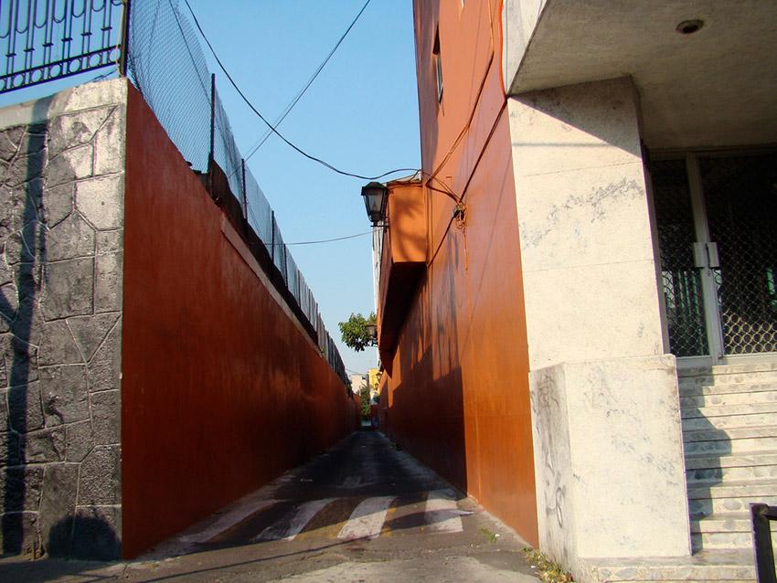 El Callejón del Diablo, uno de los lugares terroríficos en México