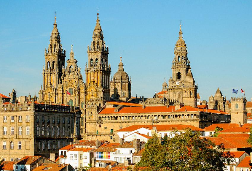 Santiago de Compostela, uno de los mejores destinos para una boda perfecta