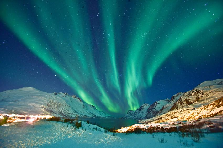 Noruega, uno de los mejores destinos para una boda perfecta