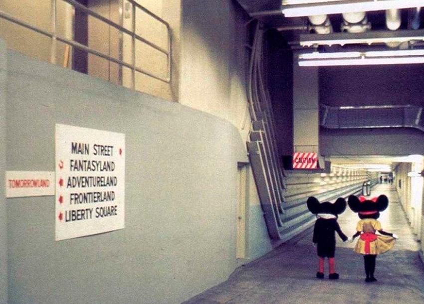 Túneles secretos, uno de los secretos de Disney World