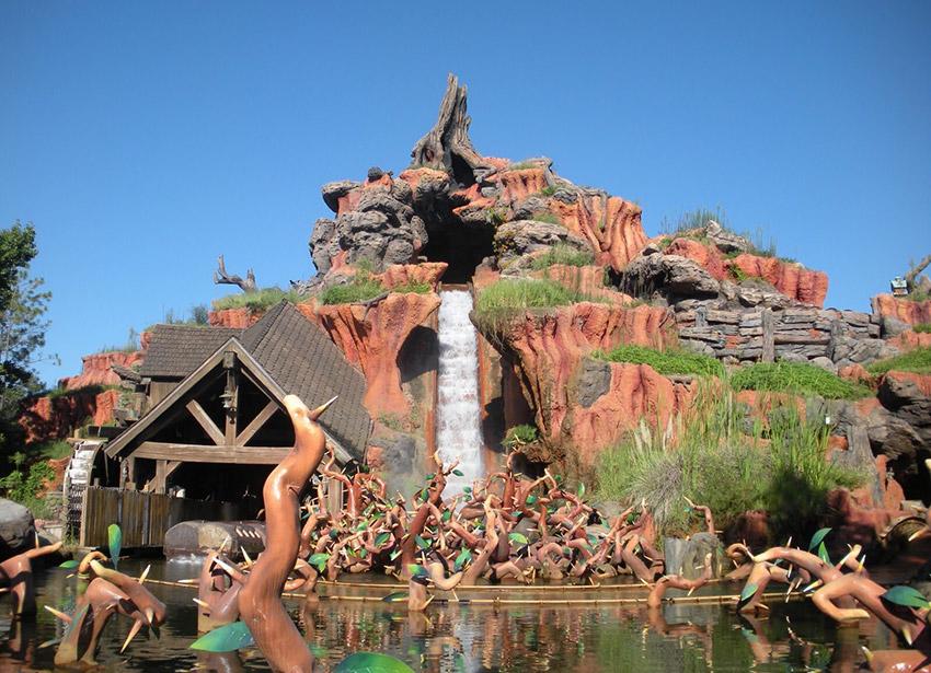 Magic Kingdom, uno de los secretos de Disney World
