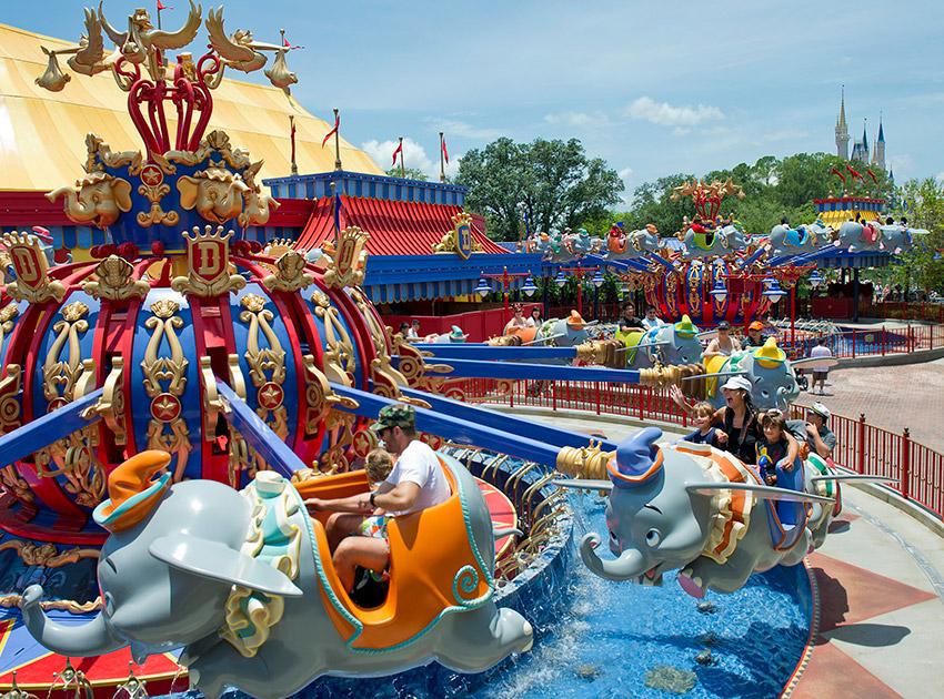 Atracciones originales, uno de los secretos de Disney World