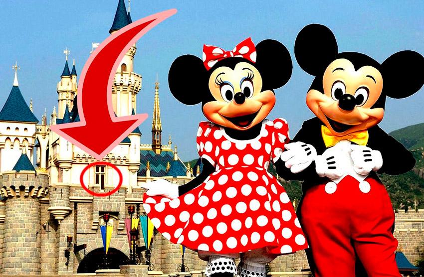 la cárcel de Disney, uno de los secretos de Disney World