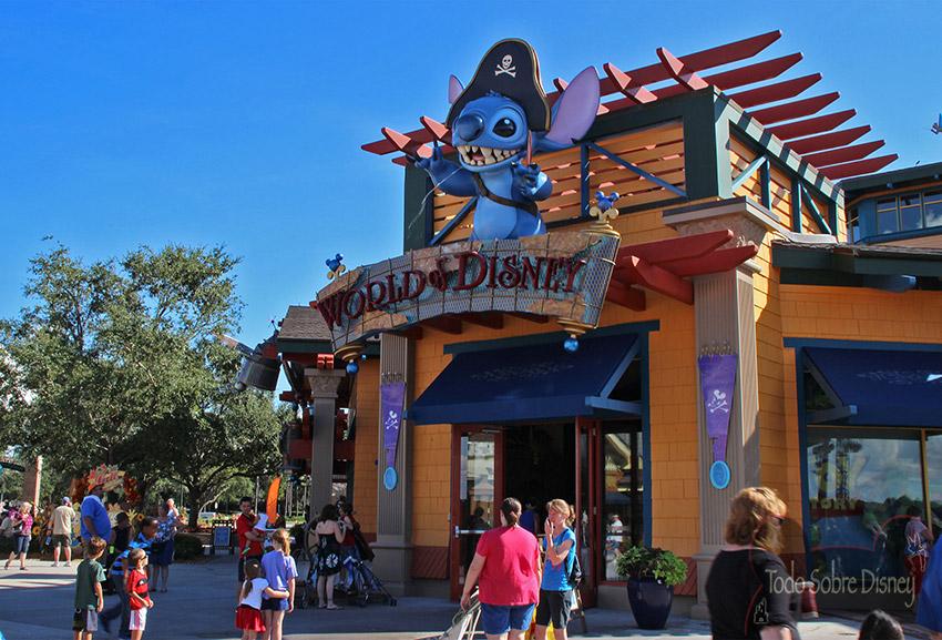 No se venden chicles, uno de los secretos de Disney World