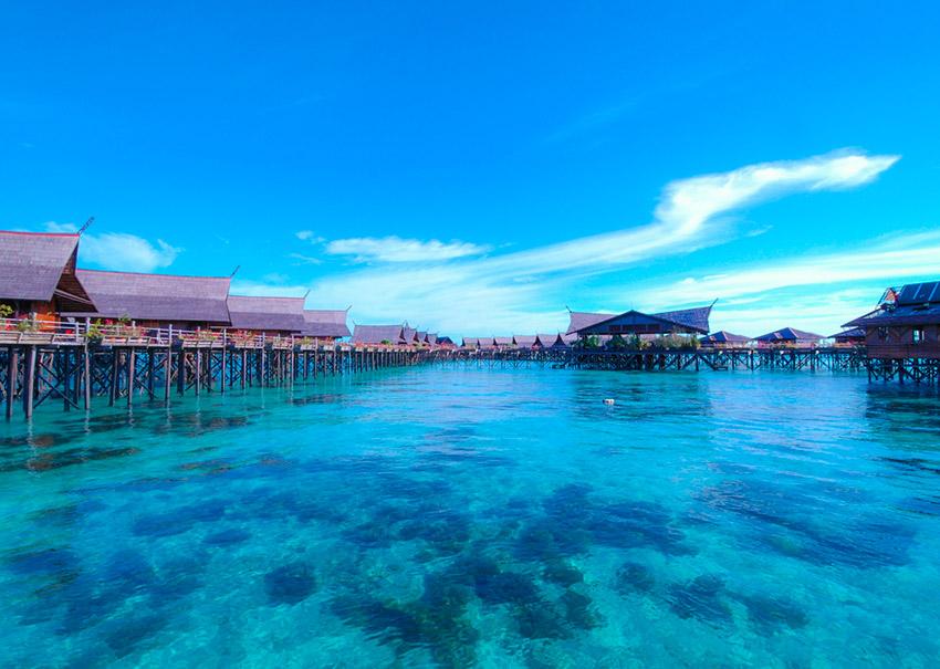 Fiji, uno de los lugares para viajar con un bebé