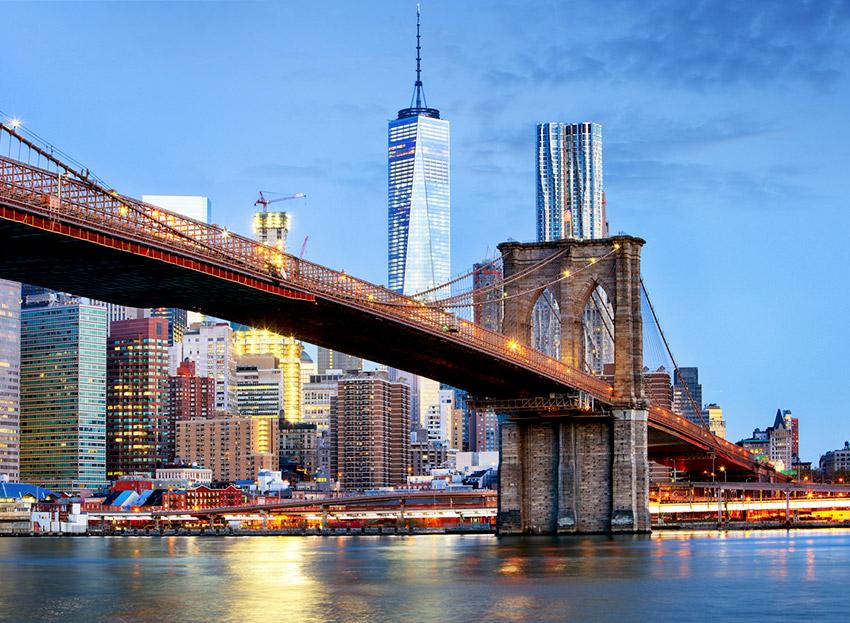 Nueva York, uno de los lugares para viajar con un bebé