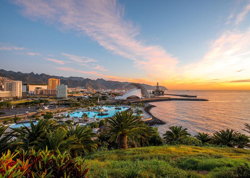Islas Canarias, uno de los lugares para viajar con un bebé