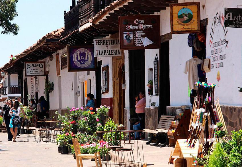 Mazamitla, uno de los pueblos escondidos en México