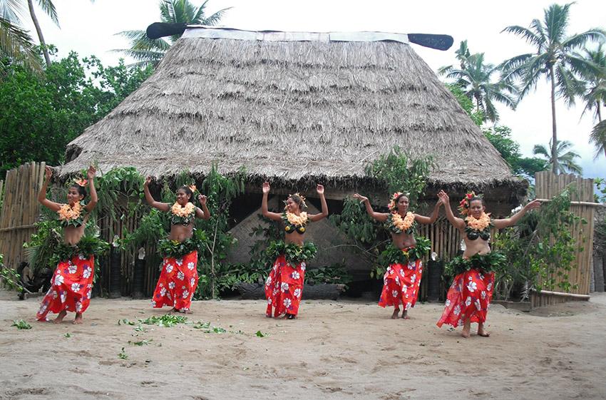 La vestimenta, una de las cosas qué hacer en Fiji