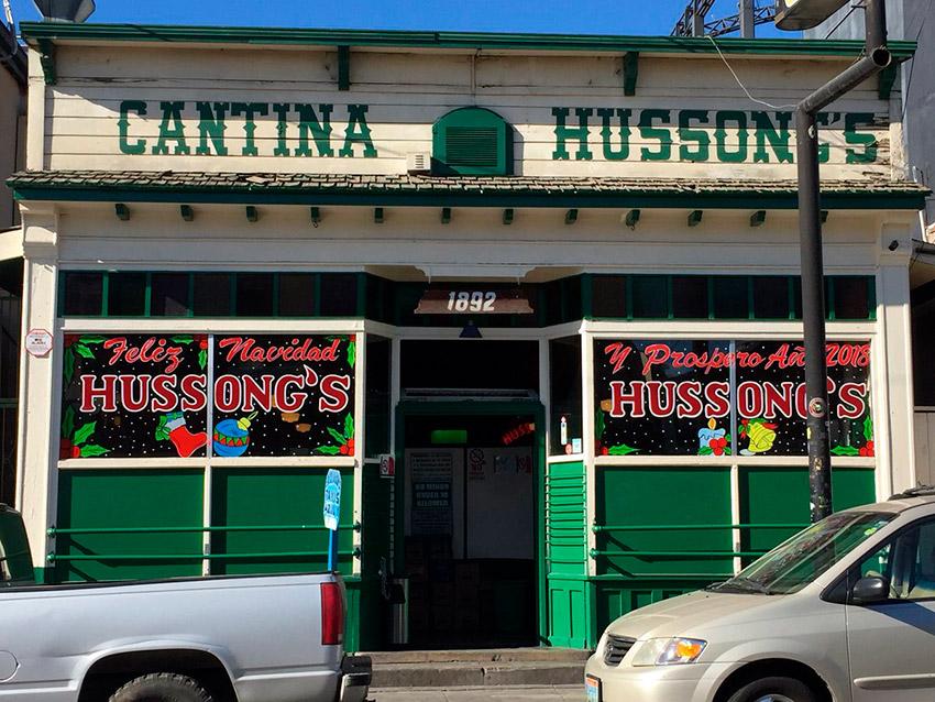 Hussong's, uno de los bares más antiguos de México