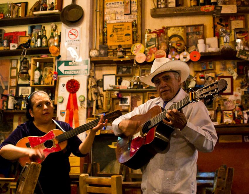 La Faena, uno de los bares más antiguos de México