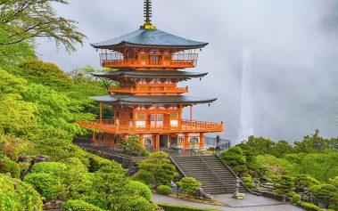 Rutas de peregrinaje: Kumano Kodo