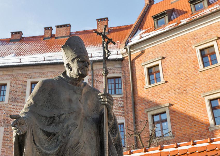La Ruta de los Santos en Cracovia, una de las rutas de peregrinaje del mundo