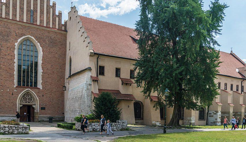 Rutas de peregrinaje: Ruta de los Santos en Cracovia
