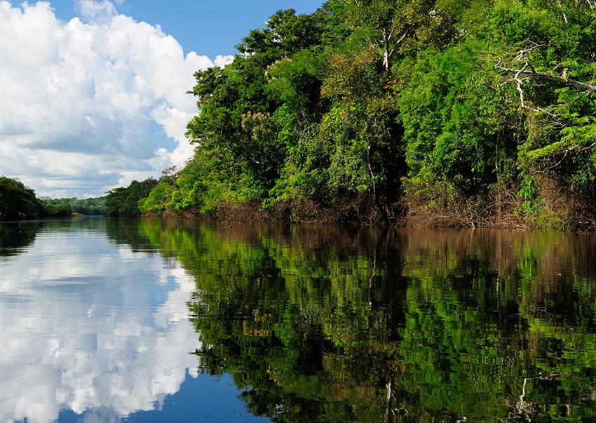 Tu maleta, uno de los consejos para recorrer el Amazonas